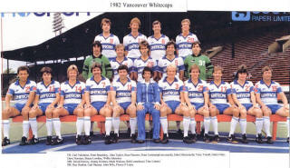 NASL Soccer Vancouver Whitecaps 82 Home Team.JPG