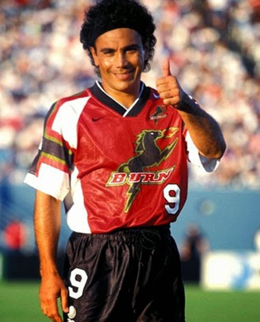timeless design 25ad2 d6a0d NASL-Hugo Sanchez