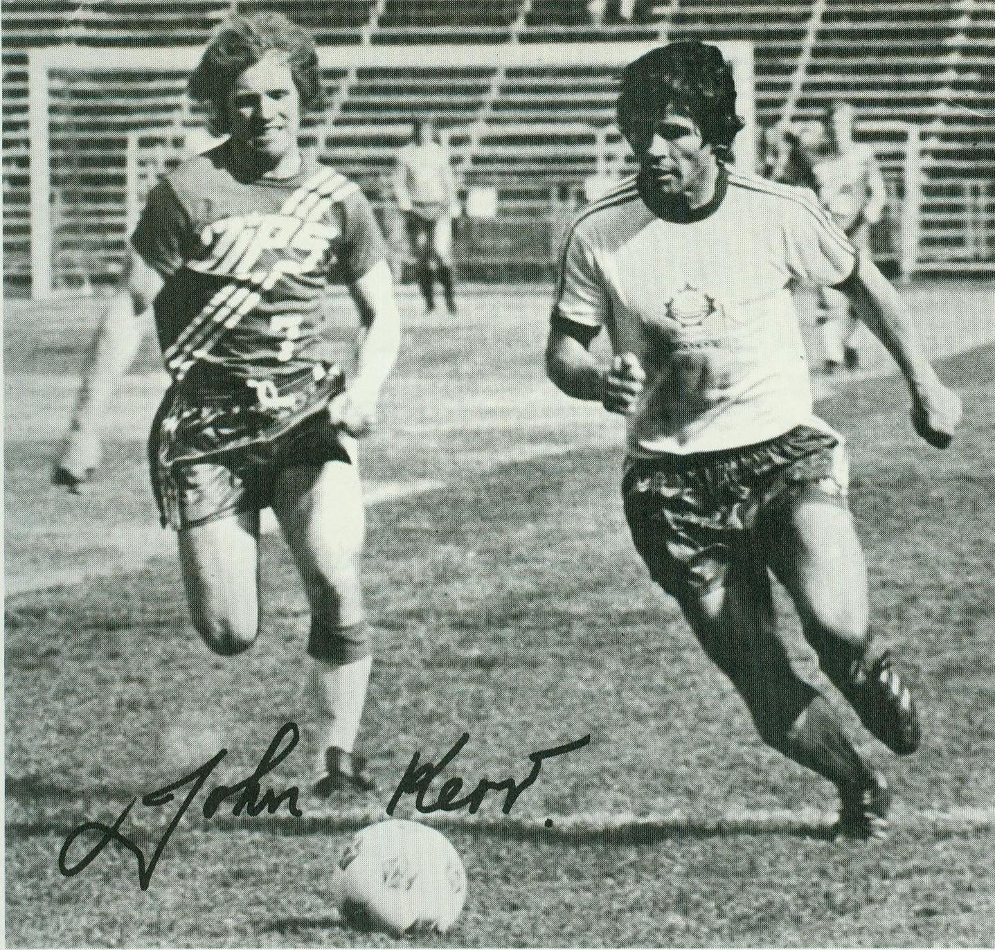 John Kerr Soccer