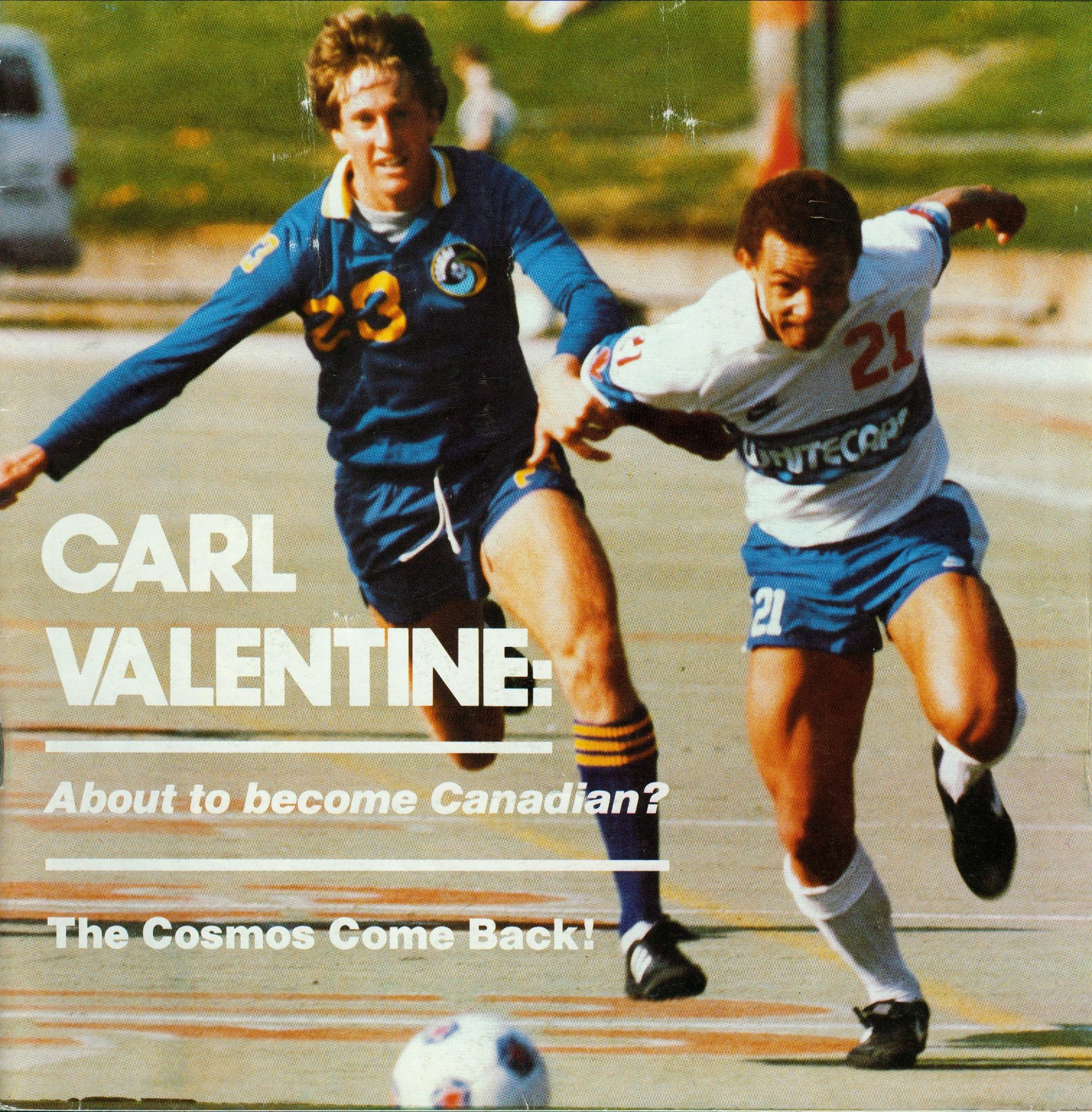 Mike Fiers Spring Stats: NASL Friendlies-New York Cosmos 1983